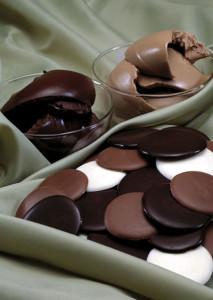 Шоколадная глазурь (пластинки)