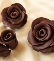 сладкий шелк шоколадная