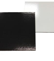 черная белая подложка прямоугольна