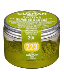 223 зеленое яблоко
