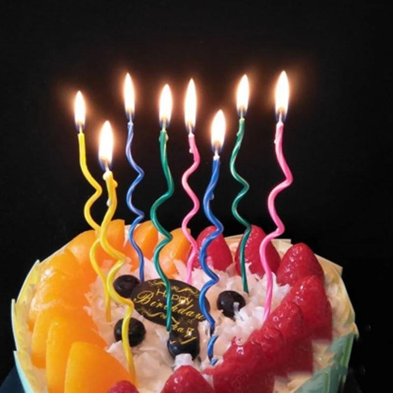 Две свечки для торта картинки